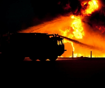 sennik Sen o pożarze domu