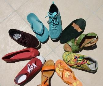 sennik Sen o szukaniu butów